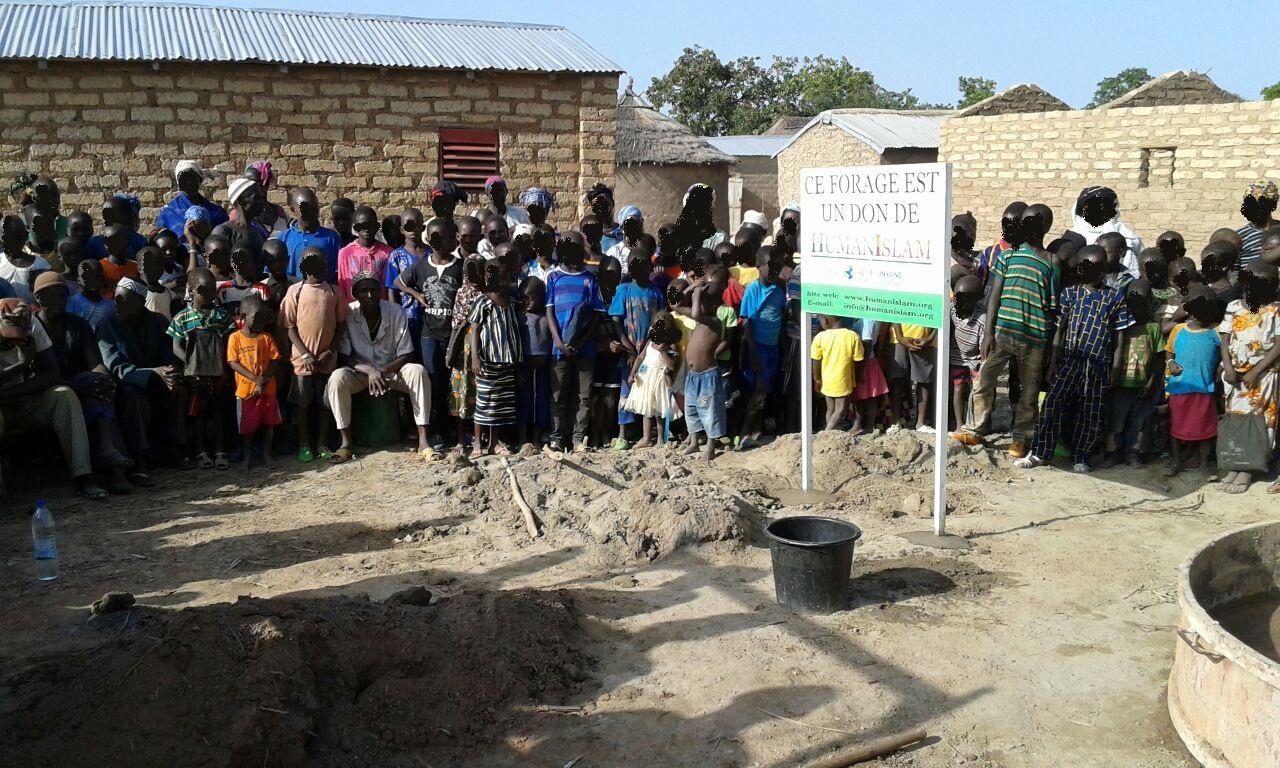 Prix D Un Puit pour comparatif : puits creusé ou forage | au service de la communauté