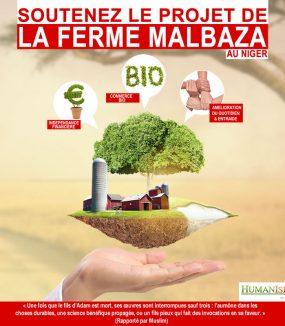 Soutenez le projet de la ferme de Malbaza (Niger)