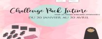 Challenge couture pack intime pour les femmes africaines défavorisées