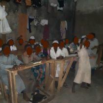 Opération je nourris des orphelins en Côte d'Ivoire