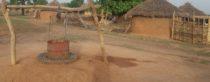 Nouveau forage à Sebekoro (Mali)
